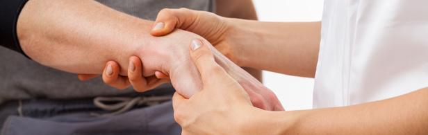 Ergotherapie Erwachsene Handtherapie